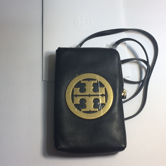 12f8c7b5000 Tory Burch Charlie Mini Phone Cross Body